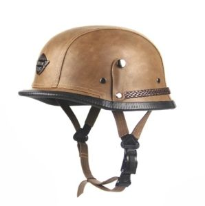 Fashion New German Helmets, Leather Helmets pictures & photos