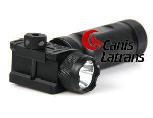 Tactical Quick Detachable Vertical Grip Flashlight pictures & photos