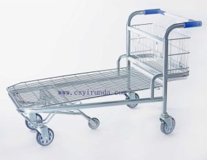 Shopping Trolley/Cargo Trolley pictures & photos