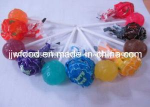 10.5g Dd Double Fruits Flavors Mix Lollipop Candy pictures & photos