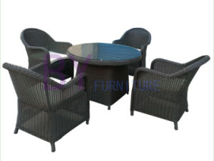 Patio Rattan Wicker Leisure Seating Garden Furniture pictures & photos