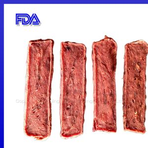 Beef Lamb Slice Pet Food Products Dog Treats pictures & photos