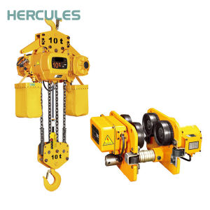 Mini Electric Chain Wire Rope Hoist pictures & photos