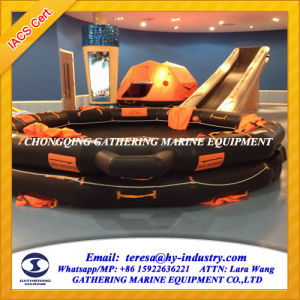 Solas Open Reversible Inflatable Life Raft for Life Saving pictures & photos
