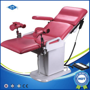CE Electric Gynaecological Obstetric Ot Table pictures & photos