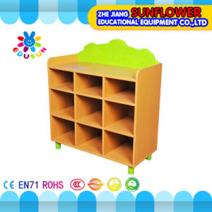 Wooden Toy Cupboard, Toys Rack (XYH12139-8)