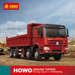 Hot Sale HOWO Dump Truck Tipper Dumper of 12 Wheels 8X4