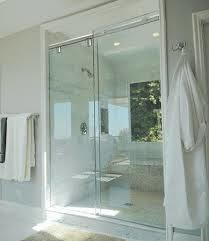 Tempered Glass Interior Sliding Shower Room Door with AS/NZS2208: 1996, BS6206, En12150 Certificate pictures & photos