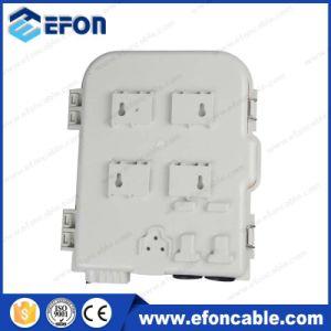 1*4 Splitter 1*8 PLC Splitter FTTH Mini Fiber Optic Terminal Box (FDB-08B) pictures & photos