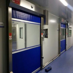 Automatic High Speed Rolling up PVC Door (HF-1100) pictures & photos