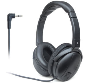 Aviation Noise Cancelling Headset with 3.5mm Plug pictures & photos