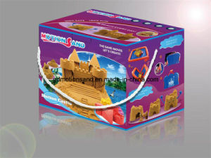 Motion Castle Sand Motion Sand Play Sand DIY Kids Toy Educational Toys