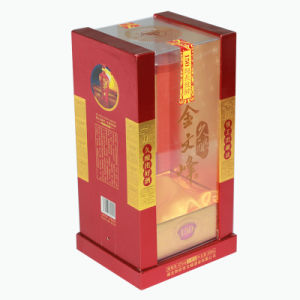 Customized Logo Printing Packaging Paper Box for Wine pictures & photos