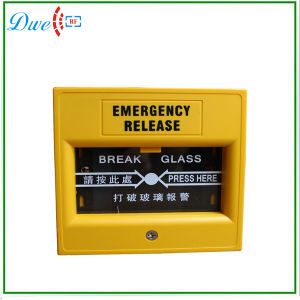 12V Emergency Door Release Switch for Door Access Control System pictures & photos