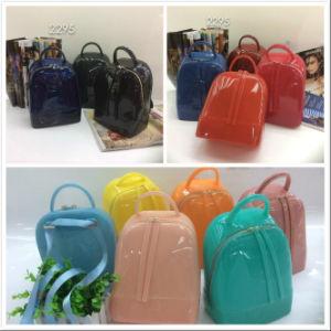 Guangzhou Suppliers 10 Colors Jelly Bag Designer Womens Handbags (2295)