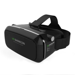 Fast Heat Dissipation Vr003A 3D Vr Shinecon Glasses