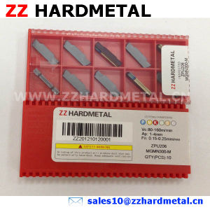 K10 K20 Cemented Carbide Cutting Insert Tips pictures & photos