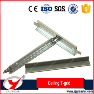 Hot-DIP Galvanized Ceiling System Ceiling T Grids pictures & photos