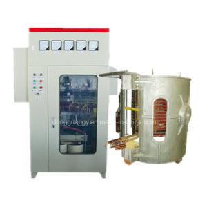 Coreless Medium Frequency Melting Furnace for Metal Melting pictures & photos