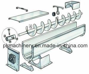 Auger Conveyor Made in China pictures & photos