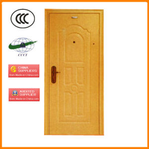 Steel Safety Door with High Quality
