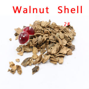 Polishing Materials or Filter Media Crushed Walnut Shell (XG -A-49-0) pictures & photos