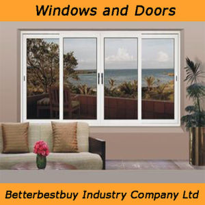 Fenglv Brand Profile Aluminum Window with Kinglong Hardware pictures & photos