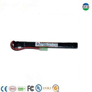 CE/UL Approved High Quality High Capacity Deep Cycle Electric Gun Battery pictures & photos