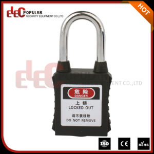 Elecpopular Dust Proof 38mm PA Lock Body Safety Combination Padlock pictures & photos