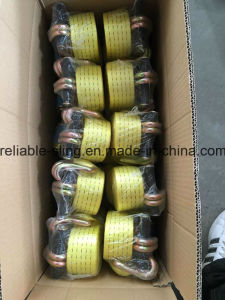En12195-2 Europen Standard Ratchet Lashing with Ce ISO SGS pictures & photos