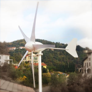 600W Horizontal Wind Turbine Generator (100W-20KW) pictures & photos