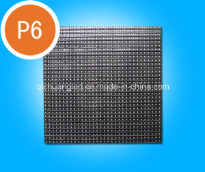 P6 LED Display for Advertising LED Module pictures & photos