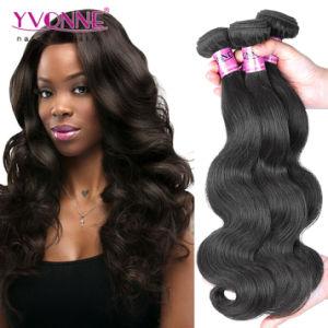 Yvonne Wholesale Human Hair Extension Unprocessed Brazilian Human Hair Bundles pictures & photos