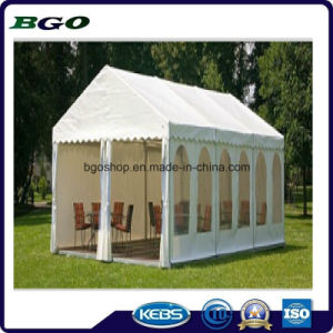 Waterproof Fabric PVC Coated Tarpaulin Camping Tent (1000dx1000d 23X23 900g) pictures & photos