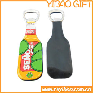 Soft PVC Fridge Magnet with Bottle Opener (YB-d-005) pictures & photos