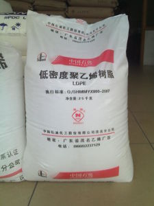 White Plastic Raw Material Virgin LDPE Granules pictures & photos