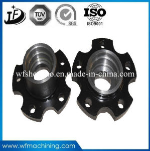 OEM Machining Oil Cylinder Pressure Plate for Hydraulic Machinery pictures & photos