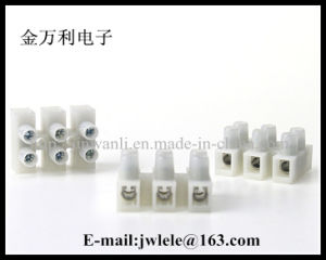 20A 2-12 Way Electrical Screw Terminal Connector 2 pictures & photos