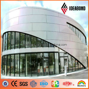 Nano External Color Coated Aluminium Plate pictures & photos