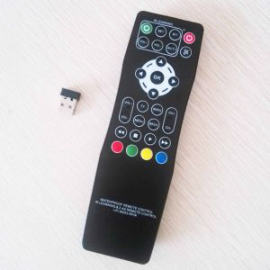 Wireless Remote Control for Hotel TV STB Android Box pictures & photos