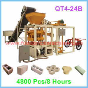 Semi Automatic Vibration Pavement Brick Machine, Paver Shaping Machine pictures & photos