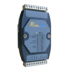 R-8011/8011+ Digital Input/Output Module and 1-Channel Analog Thermocouple Input Module pictures & photos