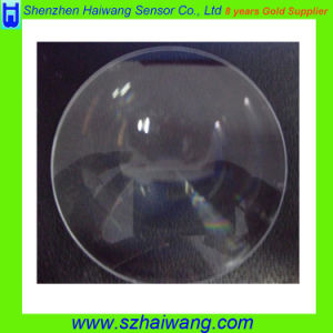 Diameter 198mm Flat PMMA Lens for Disco Light pictures & photos