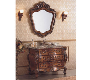 Godi Style Bathroom Vanity Cabinet for Basin Stand