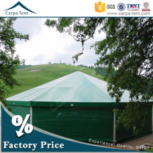 Green Roof Cover Durable Multi-Sided Canopy Industrial Marquee Tent pictures & photos