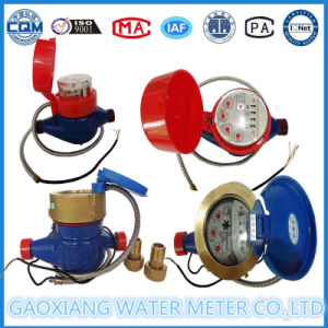Class B Remote Reading Water Meter / Brass Water Meter pictures & photos