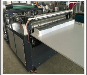 EPS EPE Bubble Laminated Film Computer Slitting and Cutting Machine (DC-HQ 500-1500) pictures & photos