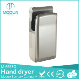 Modun High Speed Jet Hand Dryer Automatic Handdryer pictures & photos