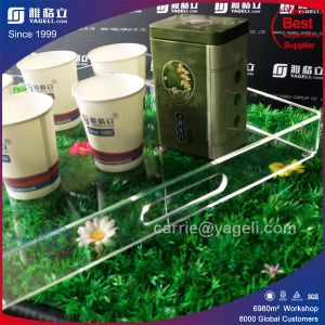 Factory Hot Sale Clear Acrylic Tray pictures & photos