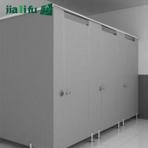 Jialifu Modern Decorative Compact Laminate Toilet Partition pictures & photos